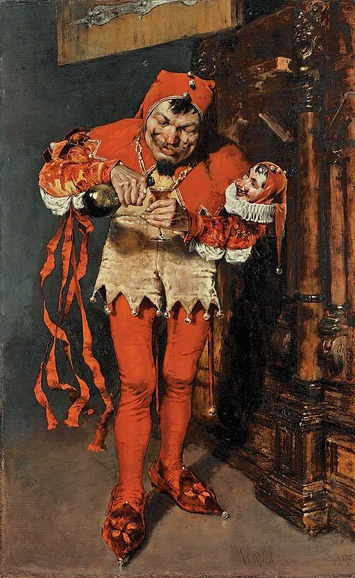 William_Merritt_Chase_Court Jester